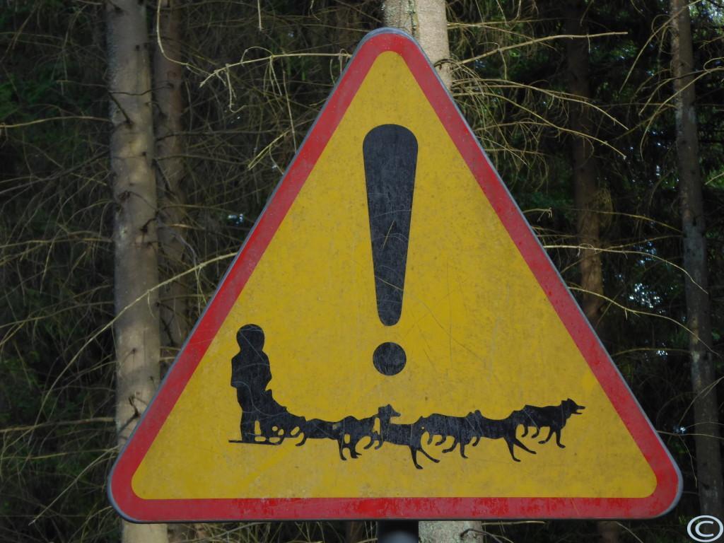 Vorsicht Eskimos!