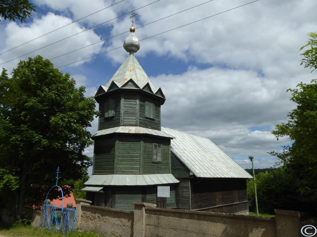 Holzkirche in Wodzilki