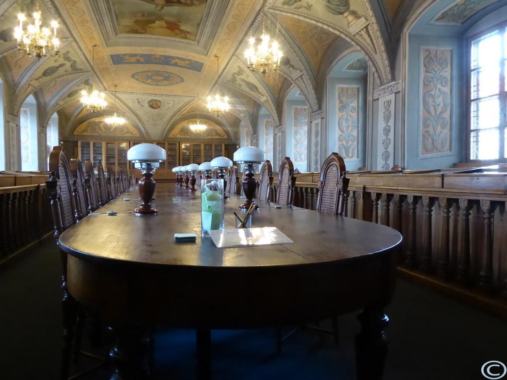 Bibliothek der Universitaet Vilnius