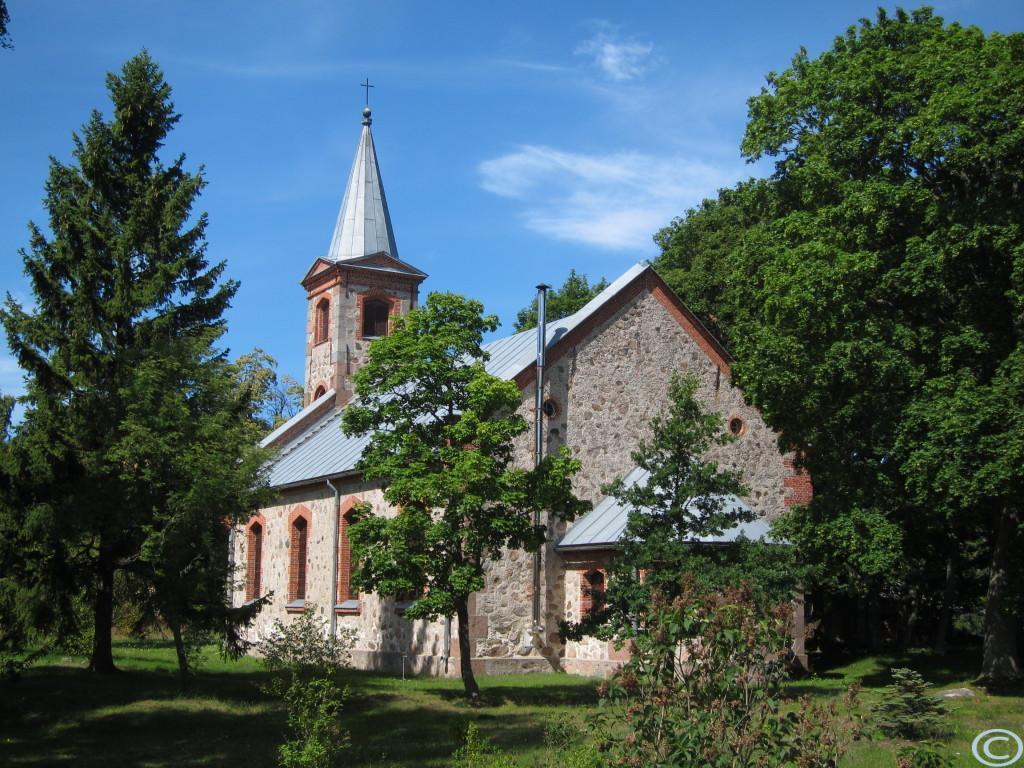 Kirche von Kolka